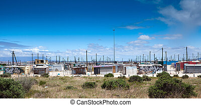 informal settlement in cape town