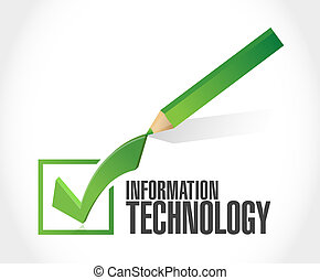 informatie, concept, mark, meldingsbord, technologie, controleren