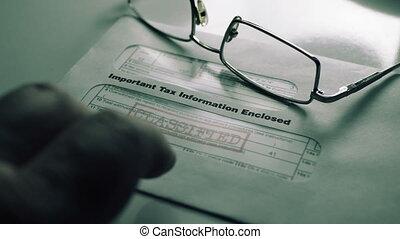 informatie, geclassificeerd, belasting, ingesloten,...