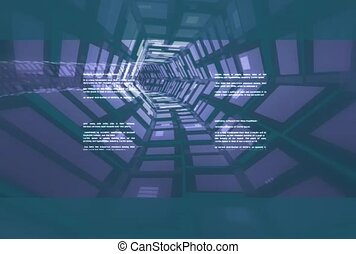 informatie, tunnel