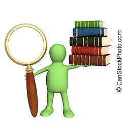 informatie, zoeken