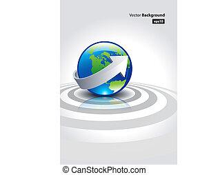 informatieboekje , aarde