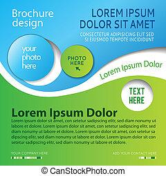 informatieboekje , ontwerp, inhoud, achtergrond