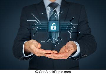 informatietechnologie, artikelen & hulpmiddelen, veiligheid
