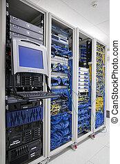 informatietechnologie, communicatie, kabinetten