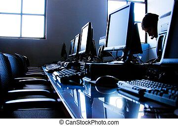 informatietechnologie, kantoor