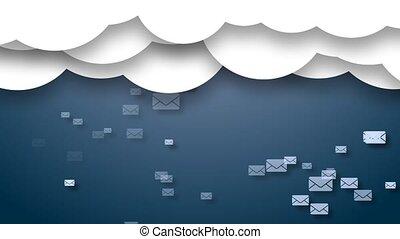 information cloud spam. Lots of spam. - information cloud...