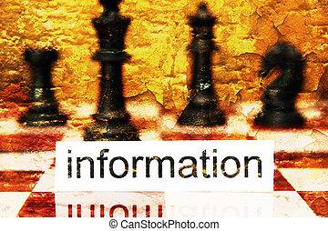 Information concept