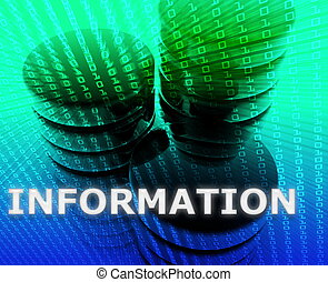 Information data storage - Information Data storage...