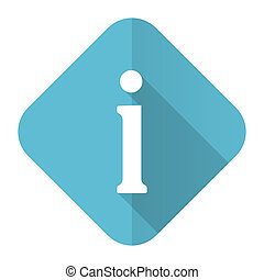 information flat icon