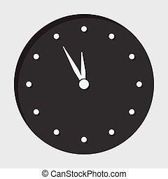 information icon, last minute clock