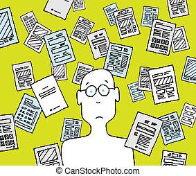 information, mange