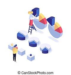 Information processing isometric set