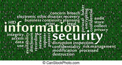 information, sécurité