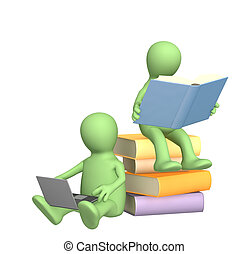 Information search - Conceptual 3d image - information ...