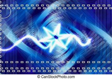information technology, communication, modern