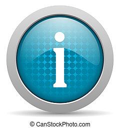 informationen, ikone