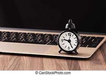 informatique, horloge
