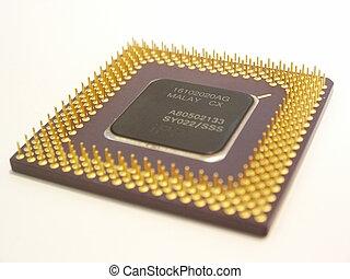 informatique, processeur