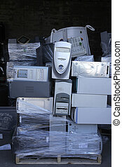 informatique, recyling
