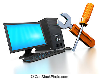 informatique, service
