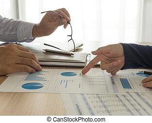 informazioni, analisi finanziaria