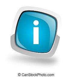 informazioni, icona