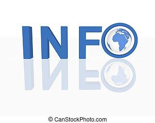 informazioni, mondo
