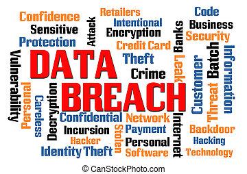 infraction, données