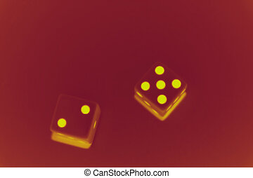 Infrared Dice