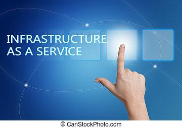 infrastructure, service
