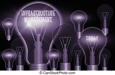 infrastructuur, idee, zakelijk, solution., foto, ...