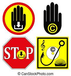 infringement, arrêt, droit d'auteur