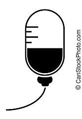 infusion symbol vector