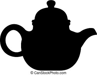 Infusion teapot vessel