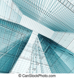 ingénierie, architecture