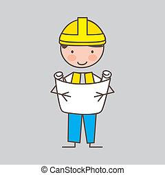 ingénieur, conception