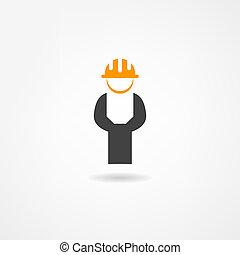 ingénieur, icône