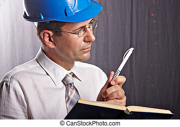 ingénieur, site
