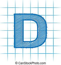 ingegneria, d, lettera