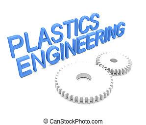 ingegneria, plastica