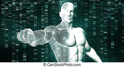 ingeniería, genético