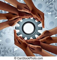 ingeniería, global