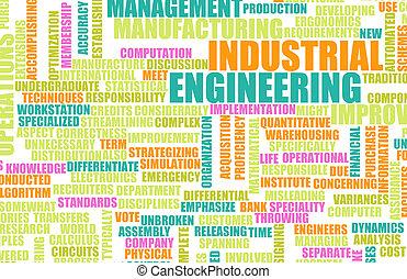 ingeniería, industrial