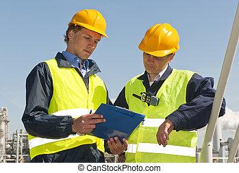 ingeniería, lista de verificación