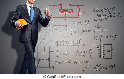 ingeniería, planificación