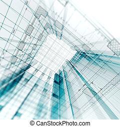 ingenjörsvetenskap, arkitektur