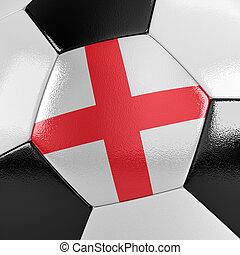 inglaterra, bola futebol