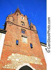 Kreutztor is a sight of Ingolstadt