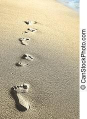 ingombri, sabbia